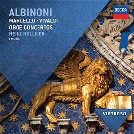 Albinoni: Conciertos Para Oboe
